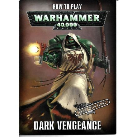 How to Play Warhammer 40,000 Dark Vengeance Read This First